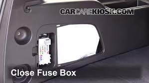 interior fuse box location 2014 2017 gmc yukon xl 2015 gmc yukon interior fuse box location 2014 2017 gmc yukon xl 2015 gmc yukon xl slt 5 3l v8 flexfuel