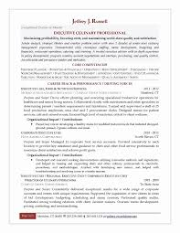 Sous Chef Resume Template Inspiration Sous Chef Resume Resume For Study