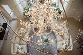 elegant lighting 1130g60pn rc geneva 25 light crystal chandelier in polished nickel with royal cut crystal clear