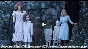 Miss Peregrine - La Casa dei Ragazzi Speciali online on Vimeo