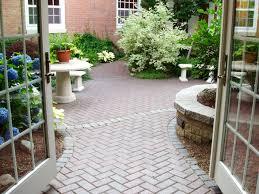 patio materials pros cons