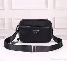 Man Cross Body Bag Designer New Excellent Quality Cross Body Bag For Men Orignal Messenger Bag Designer Satchel Waterproof Mans Shoulder Bag Parachute Fabric Purse Handbags For