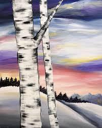 home uncategorized 1 19 18 birch tree painting