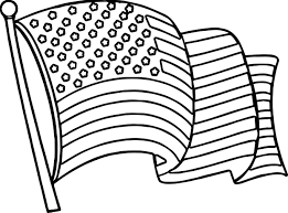 Small Picture 4th Of July Wave Flag Coloring Page Wecoloringpage