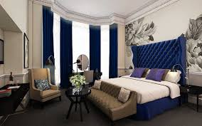 Modern Day Bedrooms Home Design Interior Singapore The Ampersand Hotel London
