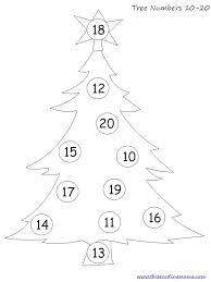 Printable kindergarten christmas math worksheets   Download them or ...