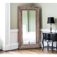 floor mirror with lights large size of oversized tall standing mirrors z36 tall