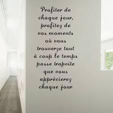 808 12 De Réductioncitations Françaises Vinyle Lettrage Sticker Mural Profiter De Chaque Jour Autocollant Profiter De Votre Vie De Jour Art
