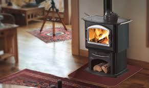 wood gourmet stove