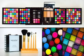 makeup eyeshadow blush kit pacts in image and foto