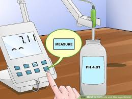 Ph Meter Calibration 3 Simple Ways To Calibrate And Use A Ph Meter Wikihow