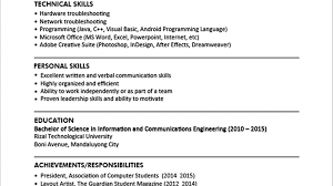 Ms Office Resume Templates 2012 Rare Download Resumes For Microsoft Word Best Examples Your Job 71