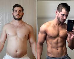 Weight Loss Transformation Time Lapse Video Video Shows
