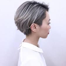 ハンサムにも可愛いにも変身マッシュツーブロックの髪型カタログhair