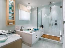 serene bathroom by candice olson