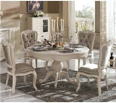 chic large circular dining table dining table french round dining table australia large size of