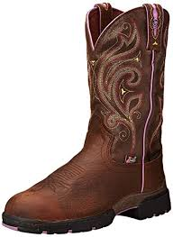 Amazon Com Justin Boots Womens George Strait Collection