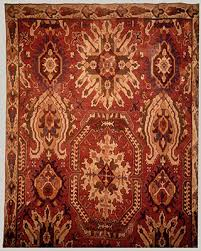 carpet design red. carpet with geometricized floral design red e
