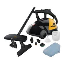 Kitchen Floor Steam Cleaner Mcculloch Heavy Duty Portable Steam Cleaner Mc1275 The Home Depot