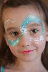 frozen face painting cool face painting ideas for kids which transform the faces of