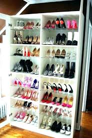 shoe storage solutions storage ideas for shoes in small closet colli