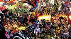 Marvel Comics Wallpapers - Wallpaper Cave