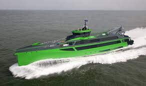 Ship Gangway Design Fast And Comfortable Crew Change Solution With Fast Crew