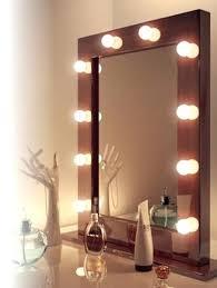 Dressing table lighting ideas Dining Room Table Mirror With Lights Best Mirror With Lights Ideas On Dressing Table Mirror Light Bulbs Vanity Saville Row Table Mirror With Lights Savillerowmusiccom