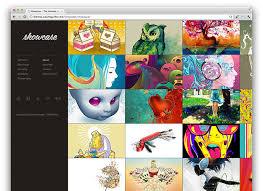 art portfolio template 70 cool website templates for artists photographers designers