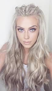 Best 25 Platinum Blonde Hairstyles Ideas On Pinterest Platinum