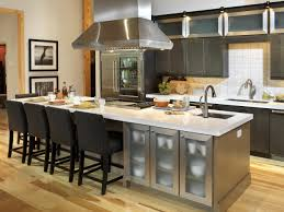 Large Kitchen Island Fashionable Kitchen Island Seating Home Design And Decor