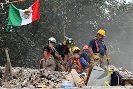 Mexico City's tragic anniversary ...