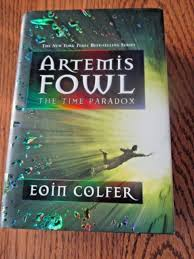 artemis fowl the time paradox bk 6 by eoin colfer 2008 cd