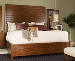 tommy bahama furniture with elegant tufted bed and tufted headboard plus drum chandelier for elegant