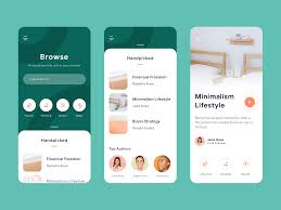 Mobile App Ui Design Trends 2019 Mobile Design Trends In 2019