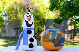 Fall Fun, Painting Pumpkins