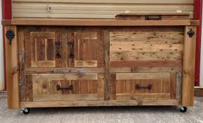Barnwood Bar custom reclaimed or barnwood furniture bar cabinets wooden 3240 by guidejewelry.us