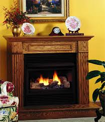 vmh26 vent free compact classic hearth single gas burner 26 fireplace
