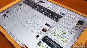 Test de Nebo, pour crire la main sur iPad
