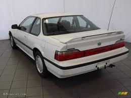 Frost White 1990 Honda Prelude Si Exterior Photo #87385483 ...