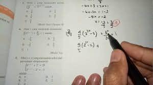 Terima kasih telah membaca artikel ini semoga buku matematika kelas 4 untuk sdmi kunci jawaban buku siswa senang belajar matematika kelas 6 kurikulum 2013 pembelajaran matematika kelas 6 sdmi k13 semester 1 dan. Pembahasan Buku Matematika Peminatan Kelas X Bab 1 Lks 4 Youtube