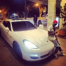 porsche panamera white black rims. soulja boyu0027s white porsche panamera with black rims cars and motorcycles pinterest a