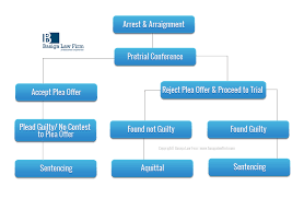 Criminal Process Chart Outline Of The Mi Criminal Process If You Charged With A