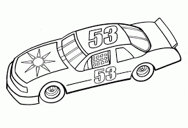 Small Picture Nascar Coloring Pages 3 Tags Nascar Coloring Pages Drawing For
