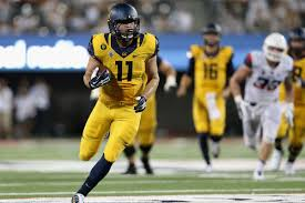 Cal Football Depth Chart 2016 Cal Football Wide Receivers Preview Wideout Depth Galore