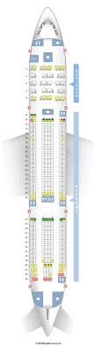Both Ways Seat Map Aer Lingus Airbus A330 200 332 V1 Very