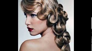 1930s Hair Style 1930s hairstyle for beautiful women youtube 3301 by wearticles.com