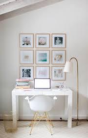 white office decor. Unique Home Office Decorating Ideas Pinterest New In Decor . White