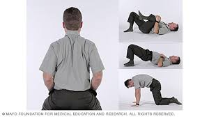 Exercise Chart For Men Slide Show Back Exercises In 15 Minutes A Day Mayo Clinic