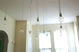 chandelier without hardwiring